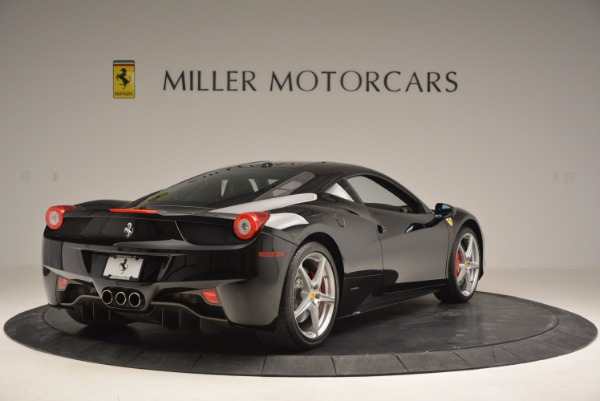 Used 2013 Ferrari 458 Italia for sale Sold at Pagani of Greenwich in Greenwich CT 06830 7