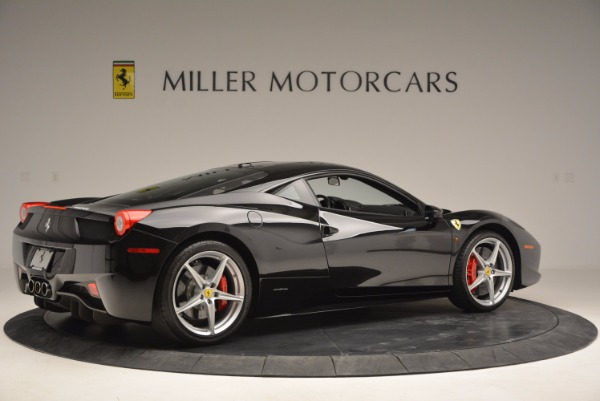 Used 2013 Ferrari 458 Italia for sale Sold at Pagani of Greenwich in Greenwich CT 06830 8