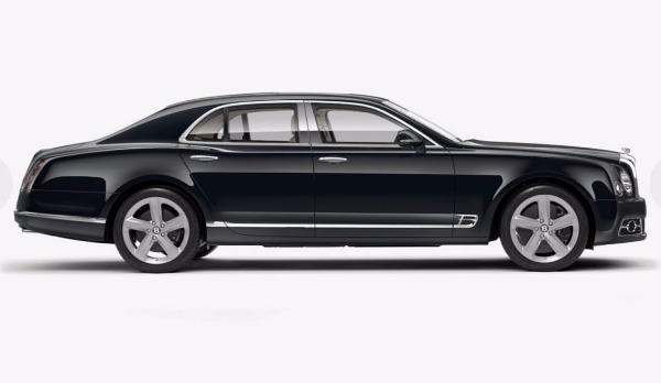 New 2017 Bentley Mulsanne Speed for sale Sold at Pagani of Greenwich in Greenwich CT 06830 2