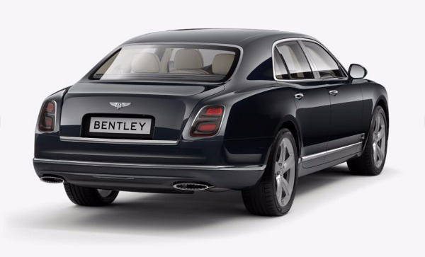 New 2017 Bentley Mulsanne Speed for sale Sold at Pagani of Greenwich in Greenwich CT 06830 3