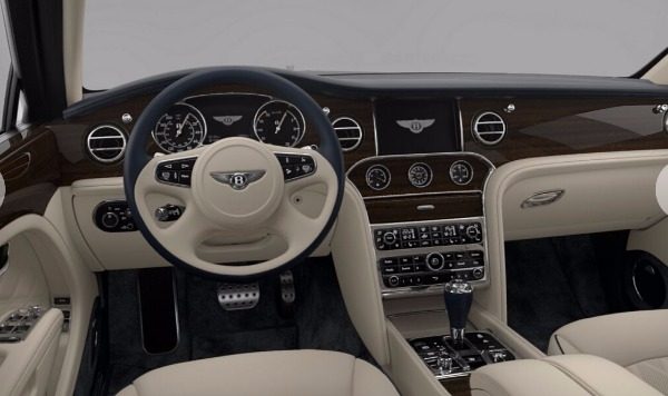 New 2017 Bentley Mulsanne Speed for sale Sold at Pagani of Greenwich in Greenwich CT 06830 6