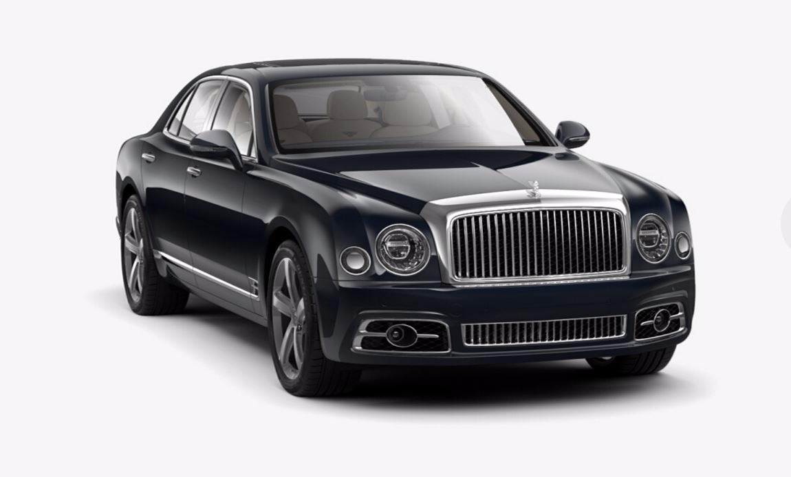 New 2017 Bentley Mulsanne Speed for sale Sold at Pagani of Greenwich in Greenwich CT 06830 1