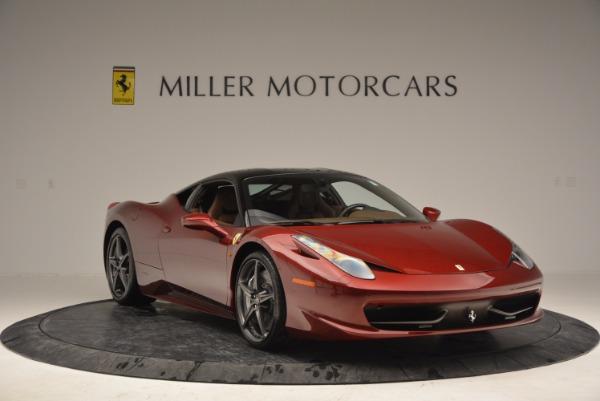 Used 2011 Ferrari 458 Italia for sale Sold at Pagani of Greenwich in Greenwich CT 06830 11