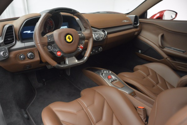 Used 2011 Ferrari 458 Italia for sale Sold at Pagani of Greenwich in Greenwich CT 06830 13