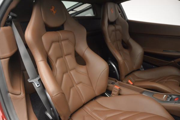 Used 2011 Ferrari 458 Italia for sale Sold at Pagani of Greenwich in Greenwich CT 06830 19