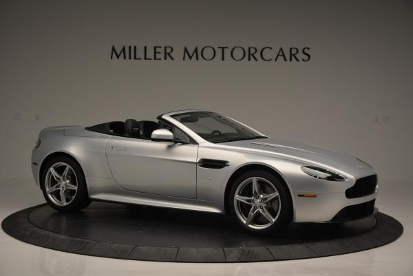 New 2016 Aston Martin V8 Vantage GTS Roadster for sale Sold at Pagani of Greenwich in Greenwich CT 06830 10