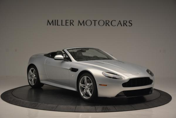 New 2016 Aston Martin V8 Vantage GTS Roadster for sale Sold at Pagani of Greenwich in Greenwich CT 06830 11