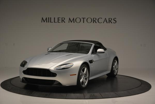New 2016 Aston Martin V8 Vantage GTS Roadster for sale Sold at Pagani of Greenwich in Greenwich CT 06830 13