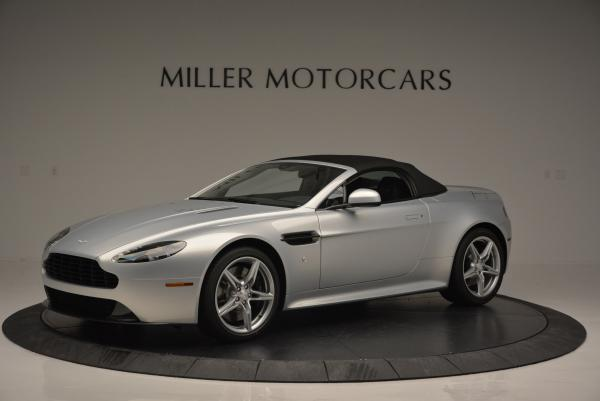 New 2016 Aston Martin V8 Vantage GTS Roadster for sale Sold at Pagani of Greenwich in Greenwich CT 06830 14