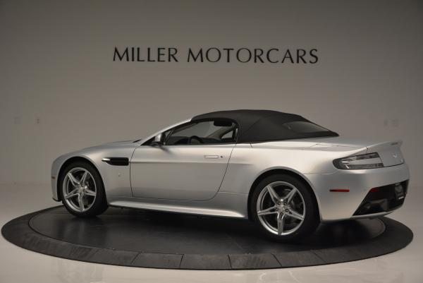 New 2016 Aston Martin V8 Vantage GTS Roadster for sale Sold at Pagani of Greenwich in Greenwich CT 06830 15