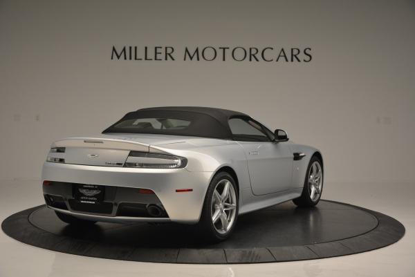 New 2016 Aston Martin V8 Vantage GTS Roadster for sale Sold at Pagani of Greenwich in Greenwich CT 06830 17