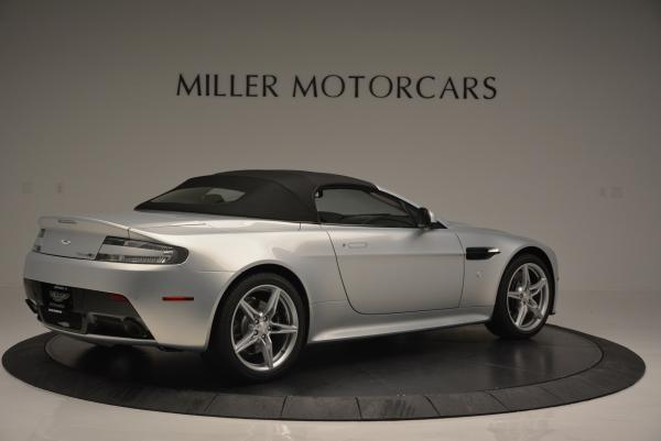 New 2016 Aston Martin V8 Vantage GTS Roadster for sale Sold at Pagani of Greenwich in Greenwich CT 06830 18