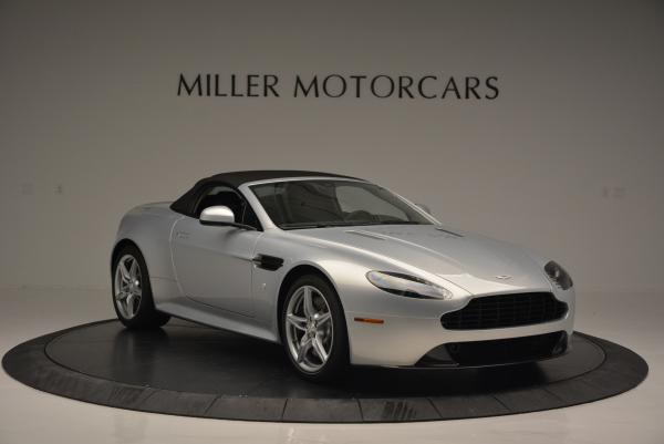 New 2016 Aston Martin V8 Vantage GTS Roadster for sale Sold at Pagani of Greenwich in Greenwich CT 06830 21