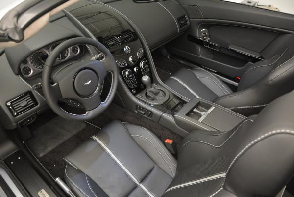 New 2016 Aston Martin V8 Vantage GTS Roadster for sale Sold at Pagani of Greenwich in Greenwich CT 06830 23