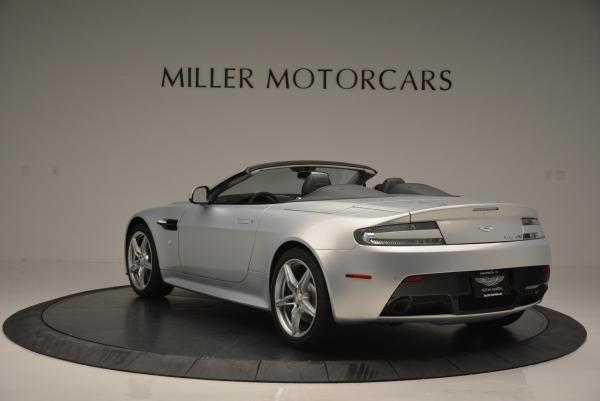 New 2016 Aston Martin V8 Vantage GTS Roadster for sale Sold at Pagani of Greenwich in Greenwich CT 06830 5
