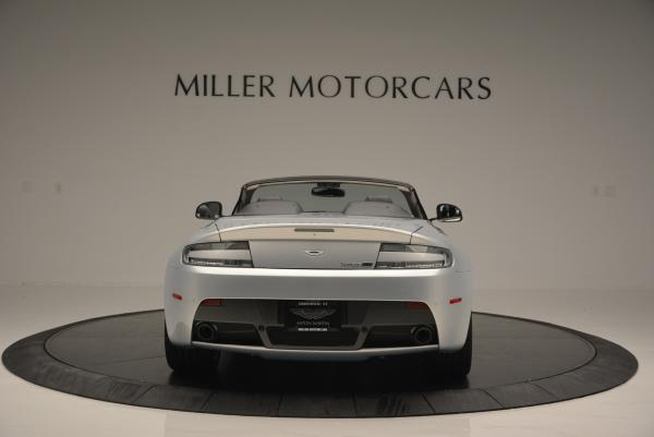 New 2016 Aston Martin V8 Vantage GTS Roadster for sale Sold at Pagani of Greenwich in Greenwich CT 06830 6