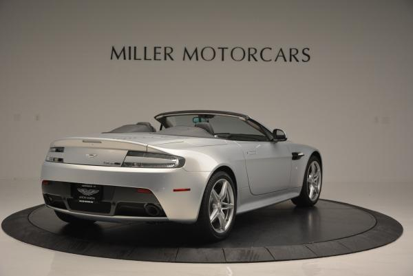 New 2016 Aston Martin V8 Vantage GTS Roadster for sale Sold at Pagani of Greenwich in Greenwich CT 06830 7
