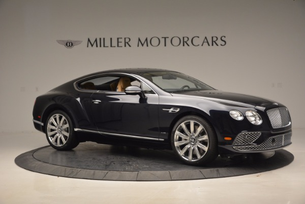 New 2017 Bentley Continental GT W12 for sale Sold at Pagani of Greenwich in Greenwich CT 06830 10