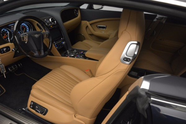 New 2017 Bentley Continental GT W12 for sale Sold at Pagani of Greenwich in Greenwich CT 06830 20