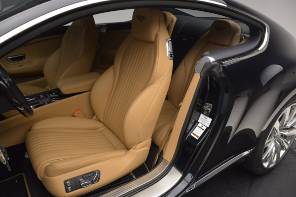 New 2017 Bentley Continental GT W12 for sale Sold at Pagani of Greenwich in Greenwich CT 06830 21