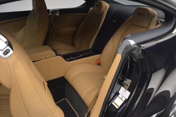 New 2017 Bentley Continental GT W12 for sale Sold at Pagani of Greenwich in Greenwich CT 06830 23