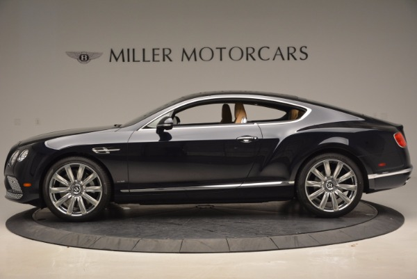 New 2017 Bentley Continental GT W12 for sale Sold at Pagani of Greenwich in Greenwich CT 06830 3