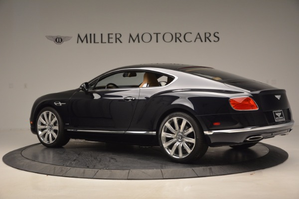 New 2017 Bentley Continental GT W12 for sale Sold at Pagani of Greenwich in Greenwich CT 06830 4