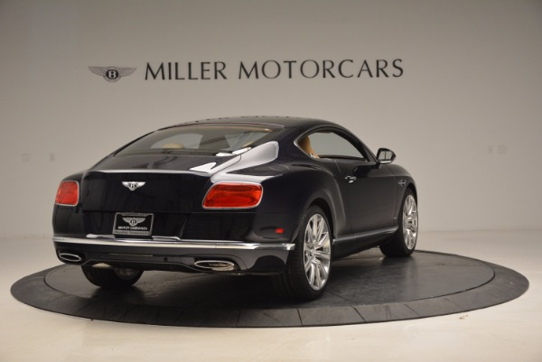 New 2017 Bentley Continental GT W12 for sale Sold at Pagani of Greenwich in Greenwich CT 06830 7
