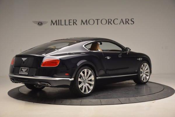 New 2017 Bentley Continental GT W12 for sale Sold at Pagani of Greenwich in Greenwich CT 06830 8