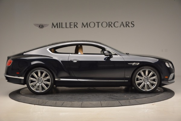 New 2017 Bentley Continental GT W12 for sale Sold at Pagani of Greenwich in Greenwich CT 06830 9