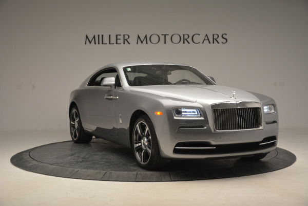 Used 2015 Rolls-Royce Wraith for sale Sold at Pagani of Greenwich in Greenwich CT 06830 13