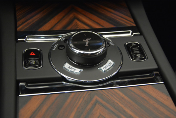 Used 2015 Rolls-Royce Wraith for sale Sold at Pagani of Greenwich in Greenwich CT 06830 24