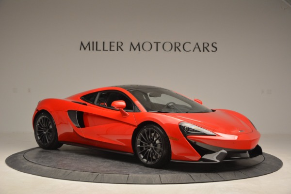 Used 2017 McLaren 570GT Coupe for sale Sold at Pagani of Greenwich in Greenwich CT 06830 10