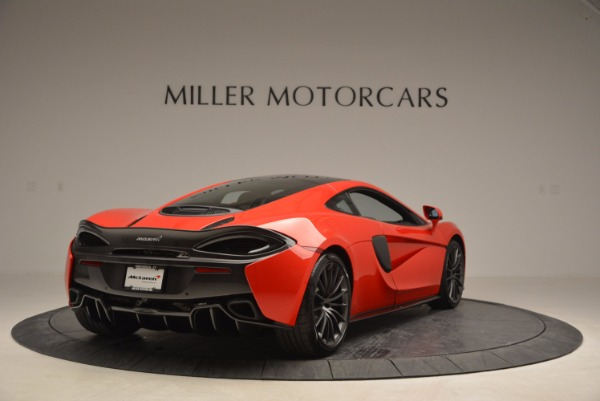 Used 2017 McLaren 570GT Coupe for sale Sold at Pagani of Greenwich in Greenwich CT 06830 7