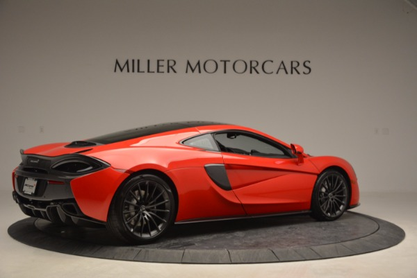 Used 2017 McLaren 570GT Coupe for sale Sold at Pagani of Greenwich in Greenwich CT 06830 8