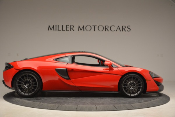 Used 2017 McLaren 570GT Coupe for sale Sold at Pagani of Greenwich in Greenwich CT 06830 9
