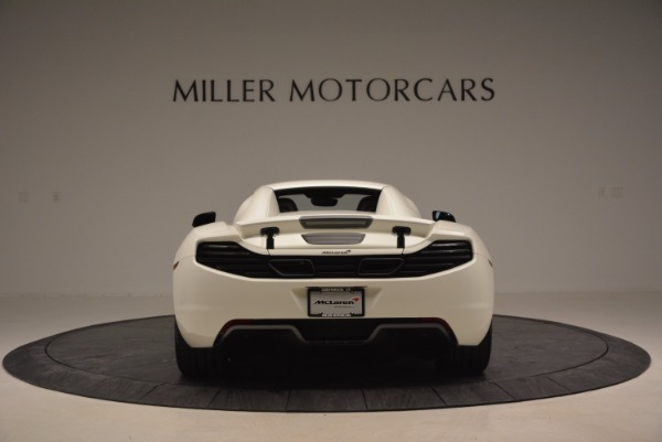 Used 2014 McLaren MP4-12C Spider for sale Sold at Pagani of Greenwich in Greenwich CT 06830 17
