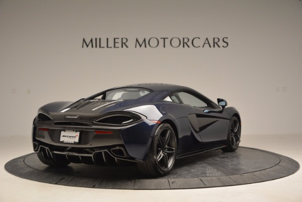 Used 2017 McLaren 570S for sale Sold at Pagani of Greenwich in Greenwich CT 06830 7