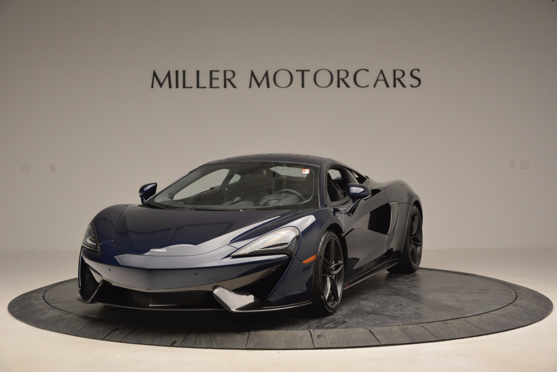 Used 2017 McLaren 570S for sale Sold at Pagani of Greenwich in Greenwich CT 06830 1