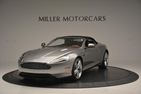 New 2016 Aston Martin DB9 GT Volante for sale Sold at Pagani of Greenwich in Greenwich CT 06830 13