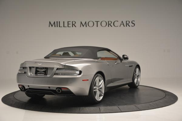 New 2016 Aston Martin DB9 GT Volante for sale Sold at Pagani of Greenwich in Greenwich CT 06830 19