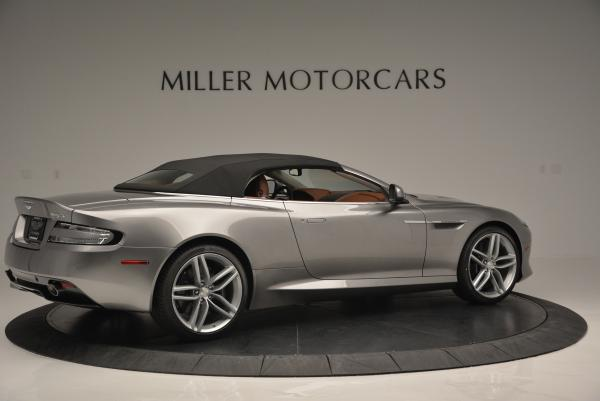 New 2016 Aston Martin DB9 GT Volante for sale Sold at Pagani of Greenwich in Greenwich CT 06830 20