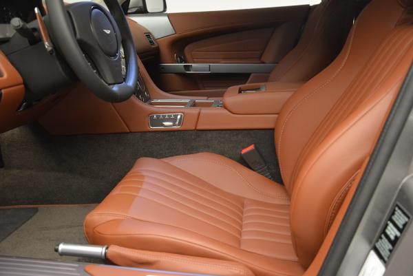 New 2016 Aston Martin DB9 GT Volante for sale Sold at Pagani of Greenwich in Greenwich CT 06830 25