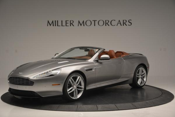 New 2016 Aston Martin DB9 GT Volante for sale Sold at Pagani of Greenwich in Greenwich CT 06830 3