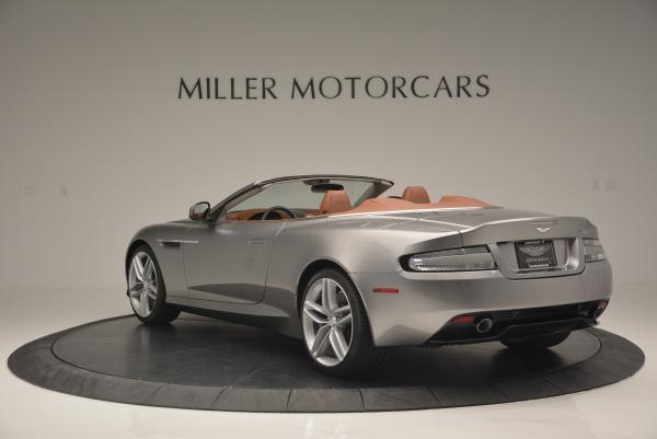 New 2016 Aston Martin DB9 GT Volante for sale Sold at Pagani of Greenwich in Greenwich CT 06830 5
