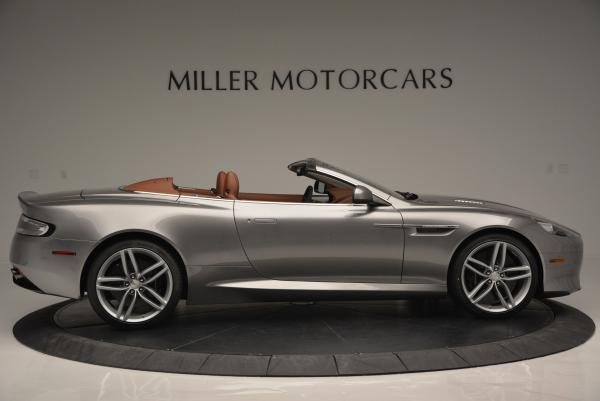 New 2016 Aston Martin DB9 GT Volante for sale Sold at Pagani of Greenwich in Greenwich CT 06830 8