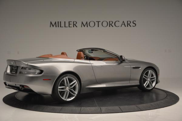 New 2016 Aston Martin DB9 GT Volante for sale Sold at Pagani of Greenwich in Greenwich CT 06830 9