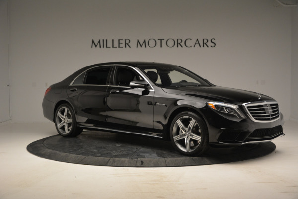 Used 2014 Mercedes Benz S-Class S 63 AMG for sale Sold at Pagani of Greenwich in Greenwich CT 06830 10