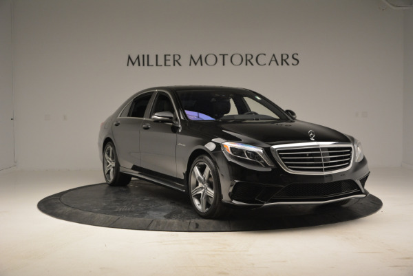 Used 2014 Mercedes Benz S-Class S 63 AMG for sale Sold at Pagani of Greenwich in Greenwich CT 06830 11