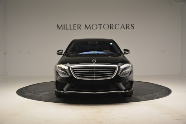 Used 2014 Mercedes Benz S-Class S 63 AMG for sale Sold at Pagani of Greenwich in Greenwich CT 06830 12
